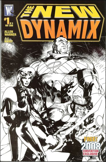 New Dynamix 1-C by WildStorm