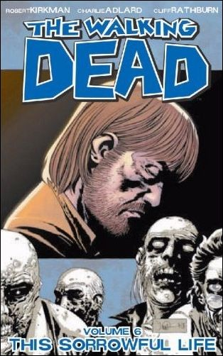 Walking Dead 6-A by Skybound Entertainment
