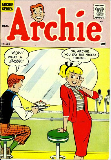 Archie (1942) 115-A by Archie