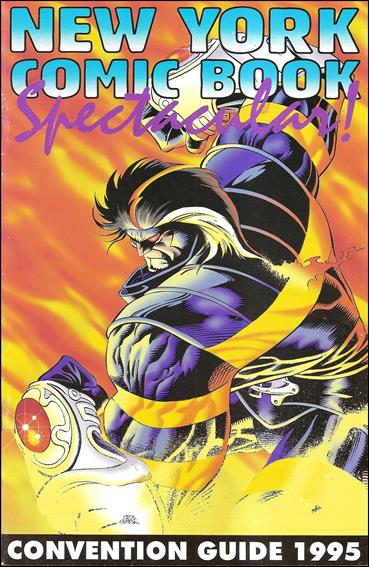 New York Comic Book Spectacular Convention Guide 1995-A by New York Comic Book Spectacular