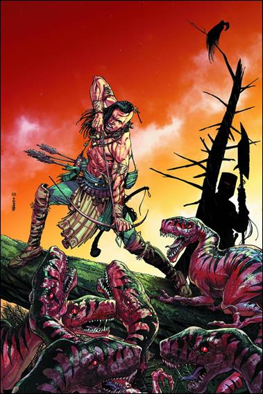 Turok: Dinosaur Hunter (2014) 1-I by Dynamite Entertainment