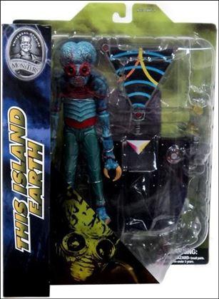 Universal Monsters Metaluna Mutant
