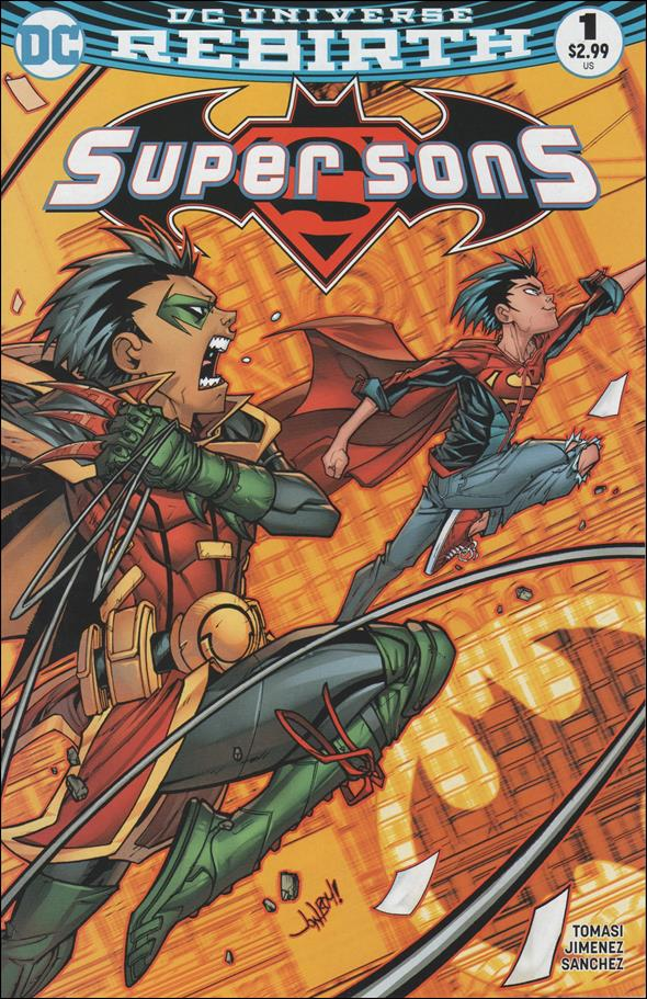 Super Sons 1-H by DC