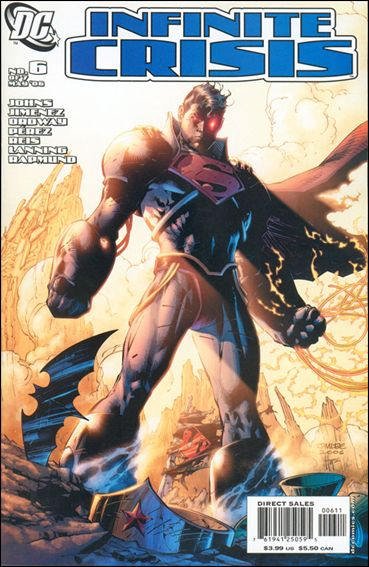 Infinite Crisis 6-B by DC