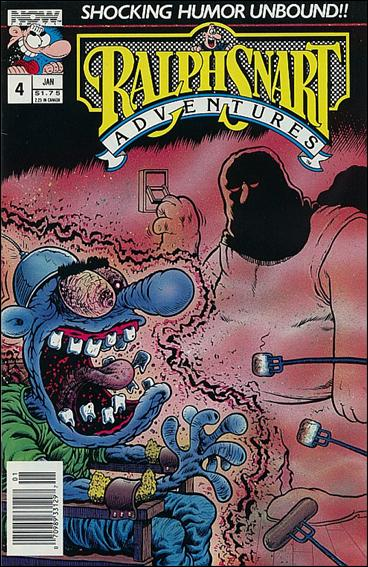 Ralph Snart Adventures (1988) 4-A by Now Comics
