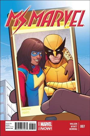 Ms. Marvel (2014)  7-A