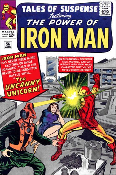 Tales of Suspense (1959) 56-A by Marvel