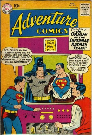 Adventure Comics (1938) 275-A by DC