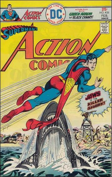 Action Comics (1938) 456-A by DC