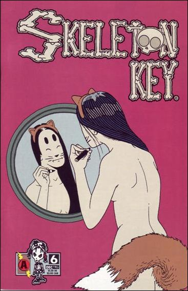 Skeleton Key (1995) 6-A by Amaze Ink
