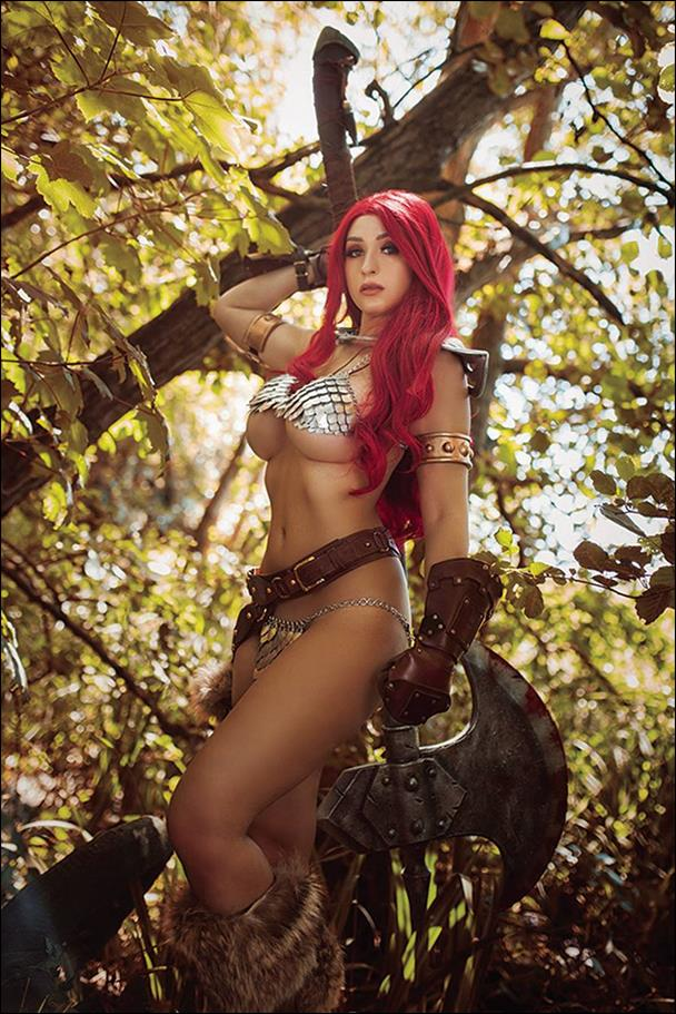 Red Sonja: The Superpowers 1-S by Dynamite Entertainment
