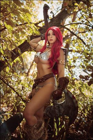 Red Sonja: The Superpowers 1-S