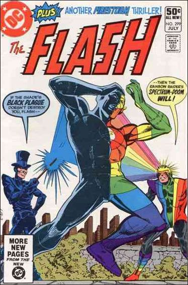 Flash (1959) 299-A by DC