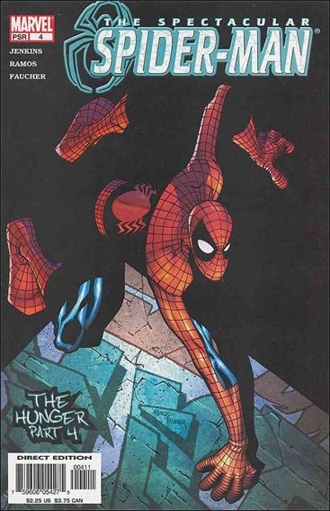 Spectacular Spider-Man (2003) 4-A by Marvel