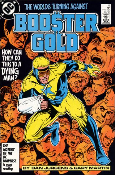 Booster Gold (1986) 13-A by DC