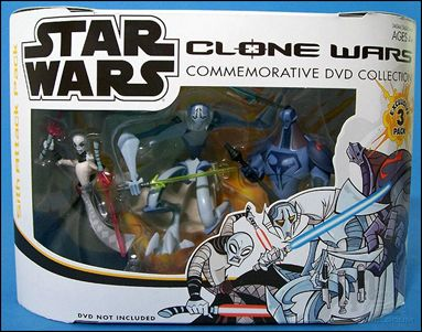 Star Wars: Clone Wars (Animated) Commemorative Box Sets Sith Attack Pack by Hasbro
