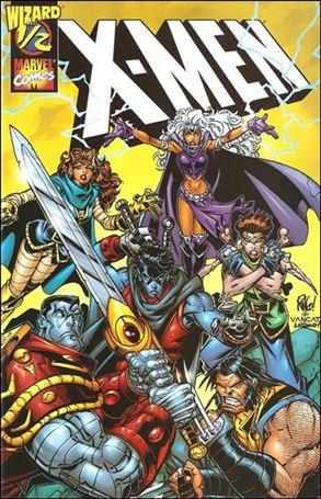 X-Men (1991) 1/2-A