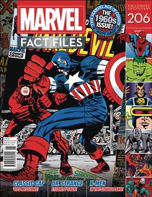 Marvel Fact Files 206-A