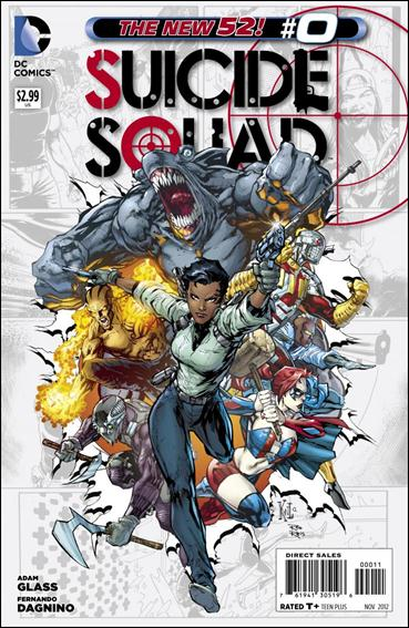 Suicide Squad (2011) 0-A by DC