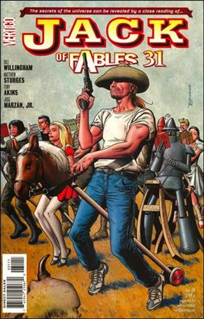 Jack of Fables 31-A