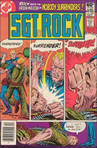 Sgt. Rock (1977) 359-A by DC