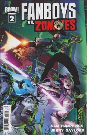 Fanboys vs Zombies 2-B