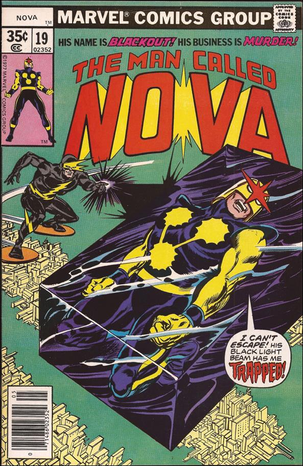 Nova (1976) 19-A by Marvel