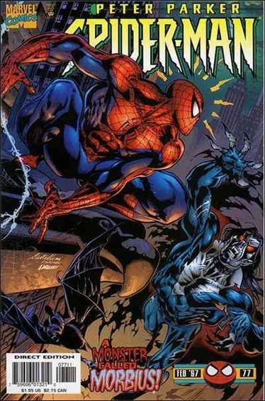 Spider-Man (1990) 77-A by Marvel