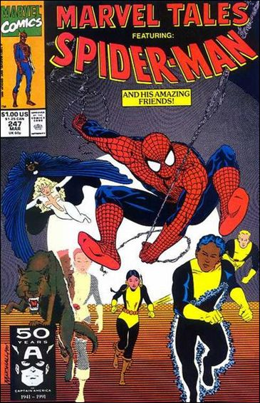 Marvel Tales (1966) 247-A by Marvel