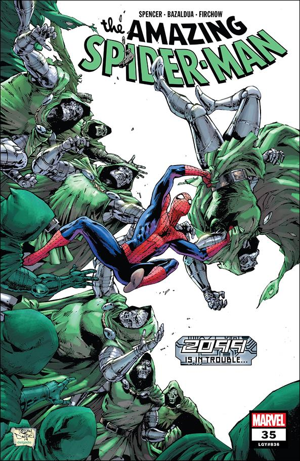 Amazing Spider-Man (2018) 35-A by Marvel