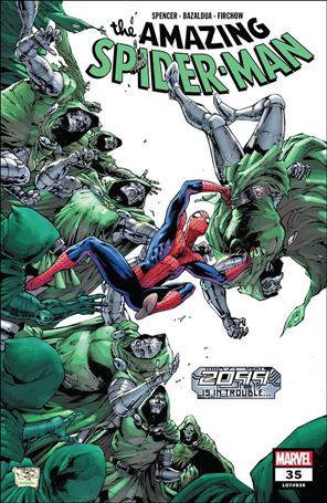Amazing Spider-Man (2018) 35-A