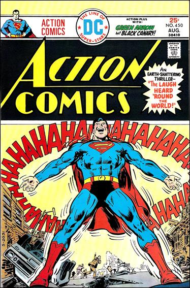Action Comics (1938) 450-A by DC