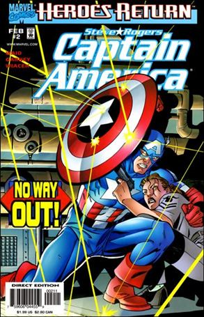 Captain America (1998) 2-A