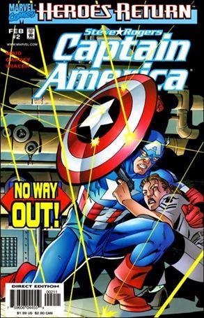 Captain America (1998) 2-A