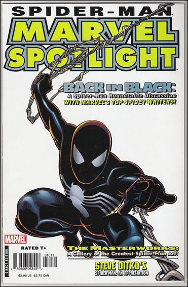 Marvel Spotlight: Spider-Man nn-A by Marvel