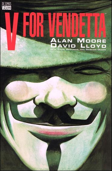 V for Vendetta (1990) nn-A05 by Vertigo
