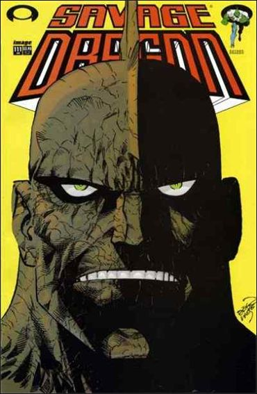 Savage Dragon (1993) 111-A by Image