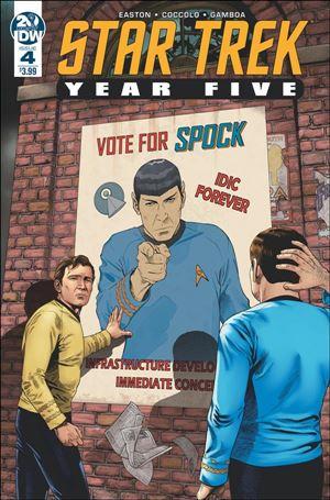 Star Trek: Year Five 4-A