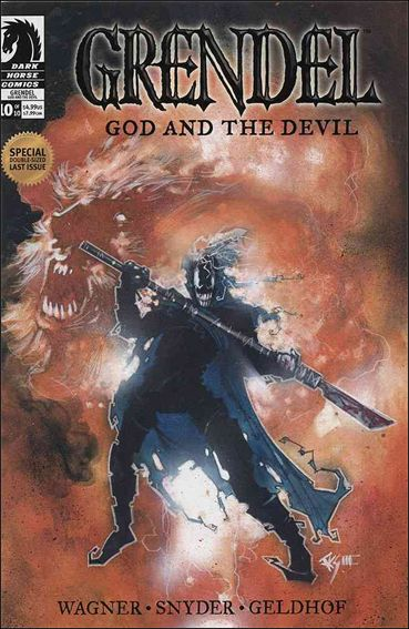 Grendel: God and the Devil 10-A by Dark Horse