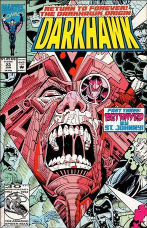 Darkhawk 23-A