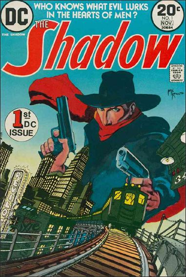 Shadow (1973) 1-A by DC