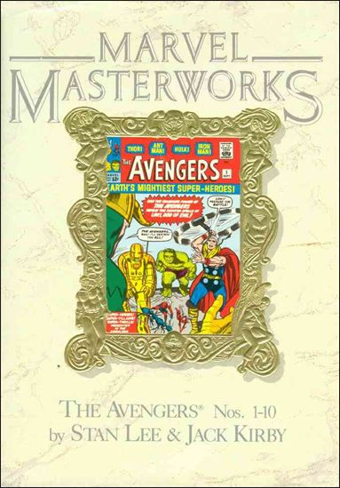 Marvel Masterworks 4-A by Marvel
