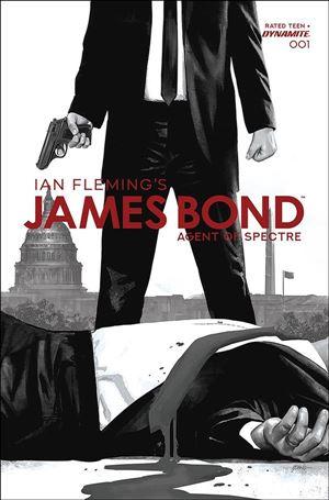 James Bond: Agent of Spectre 1-E