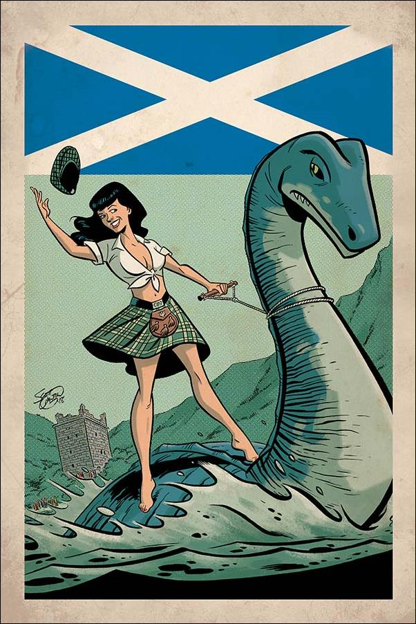Bettie Page (2018) 5-H by Dynamite Entertainment