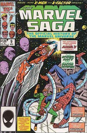 Marvel Saga 9-A