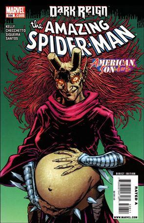 Amazing Spider-Man (1963) 598-A