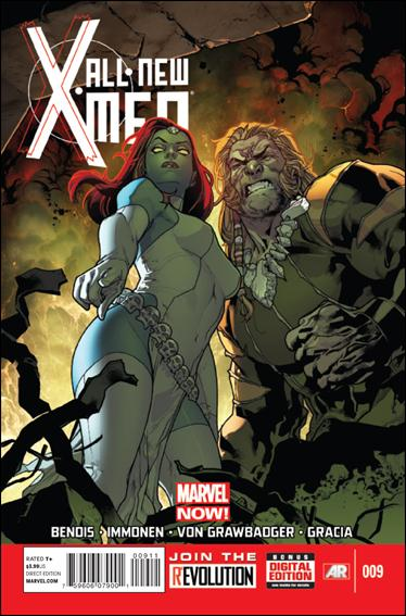All-New X-Men 9-A by Marvel