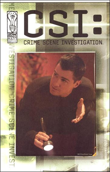 CSI: Crime Scene Investigation 2-B by IDW