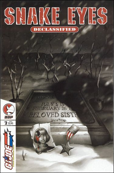 Snake Eyes: Declassified 2-A by Devil's Due