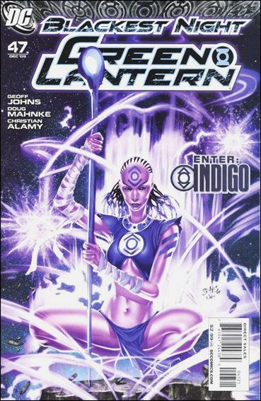 Green Lantern (2005) 47-B by DC